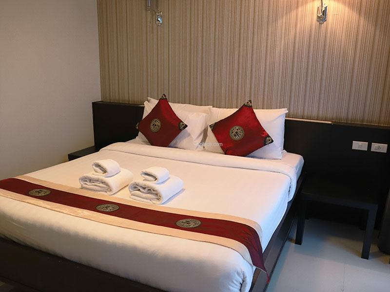 Rooms of Baan Bangsaray Resotel